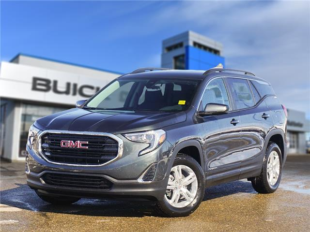 2021 GMC Terrain SLE (Stk: T21-1795) in Dawson Creek - Image 1 of 15
