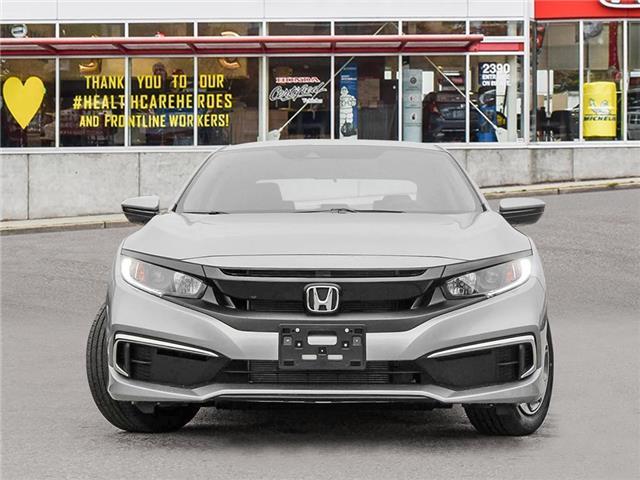 2021 Honda Civic LX (Stk: 3M27200) in Vancouver - Image 1 of 18