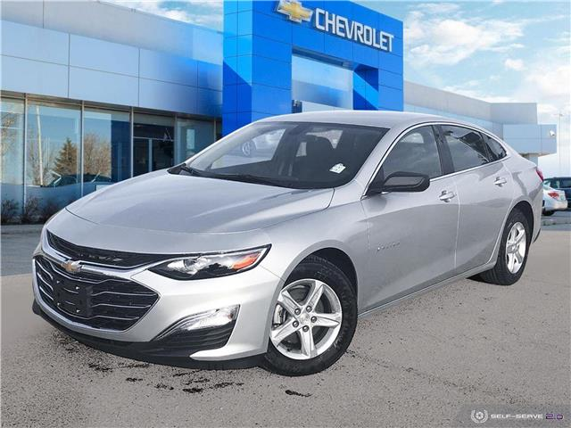 2021 Chevrolet Malibu LS (Stk: G21182) in Winnipeg - Image 1 of 25