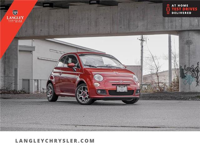 2015 Fiat 500 Sport (Stk: LC0704A) in Surrey - Image 1 of 21