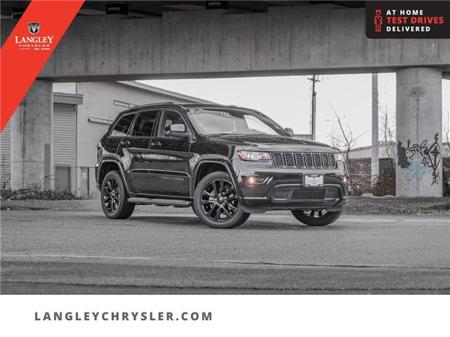 2019 Jeep Grand Cherokee Laredo (Stk: M690097A) in Surrey - Image 1 of 22