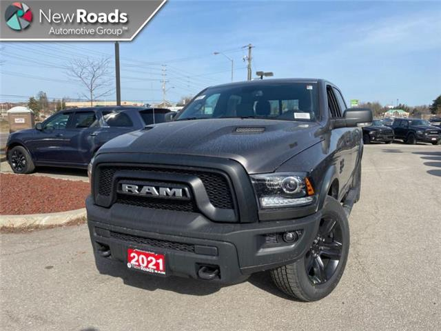 2021 RAM 1500 Classic SLT (Stk: T20511) in Newmarket - Image 1 of 23