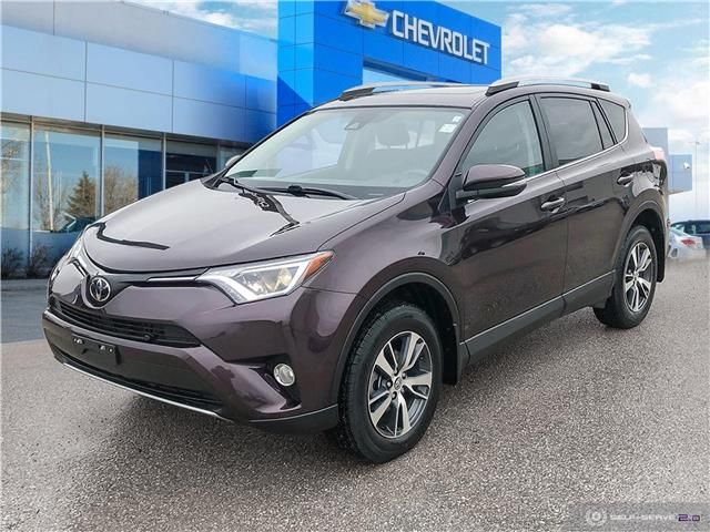 2017 Toyota RAV4 XLE (Stk: F3TDNG) in Winnipeg - Image 1 of 25