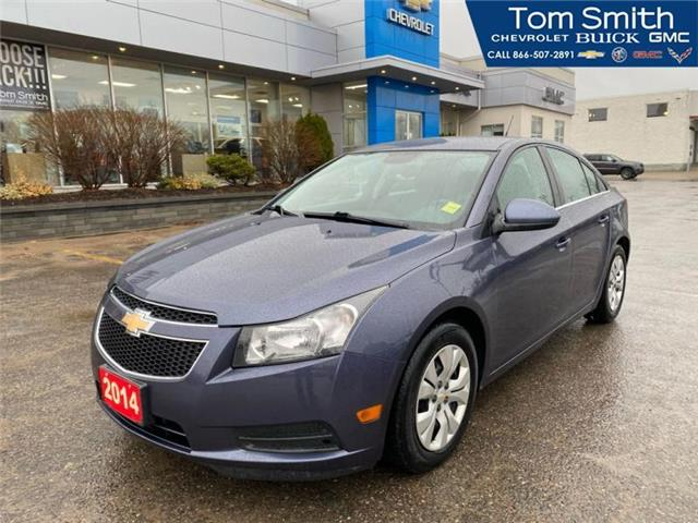 2014 Chevrolet Cruze 1LT (Stk: 210085A) in Midland - Image 1 of 18