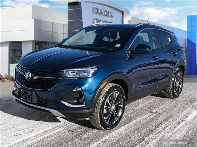 2021 Buick Encore GX Select (Stk: G21475) in Winnipeg - Image 1 of 25
