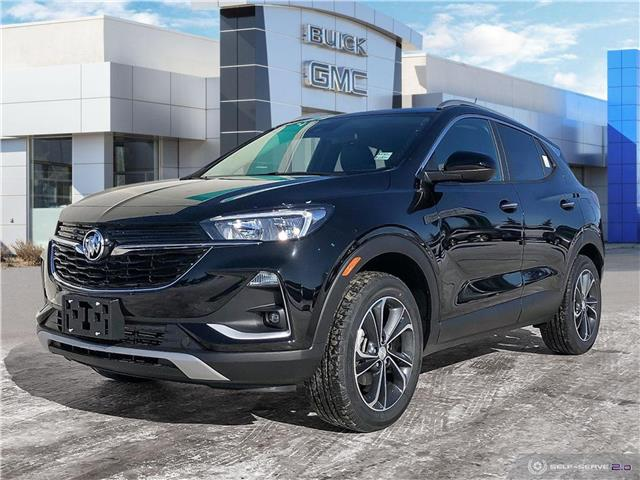 2021 Buick Encore GX Select (Stk: G21476) in Winnipeg - Image 1 of 25
