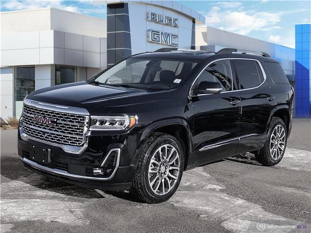 2021 GMC Acadia Denali (Stk: G21482) in Winnipeg - Image 1 of 25