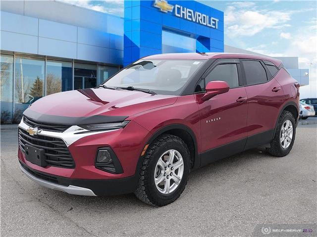 2019 Chevrolet Blazer 3.6 (Stk: F3VCMF) in Winnipeg - Image 1 of 25