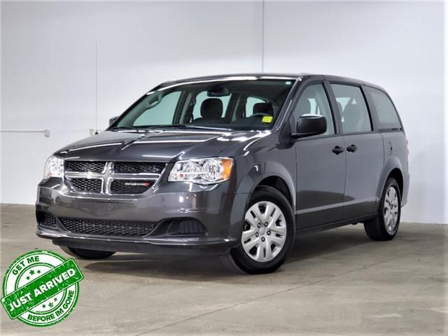 2018 Dodge Grand Caravan CVP/SXT (Stk: A3767) in Saskatoon - Image 1 of 16