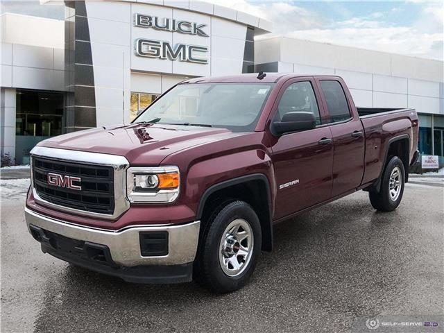 2014 GMC Sierra 1500 Base (Stk: F3VCND) in Winnipeg - Image 1 of 24