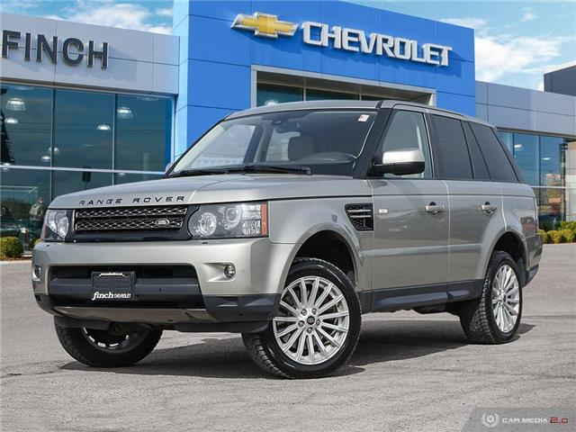2013 Land Rover Range Rover Sport HSE (Stk: 153696) in London - Image 1 of 28