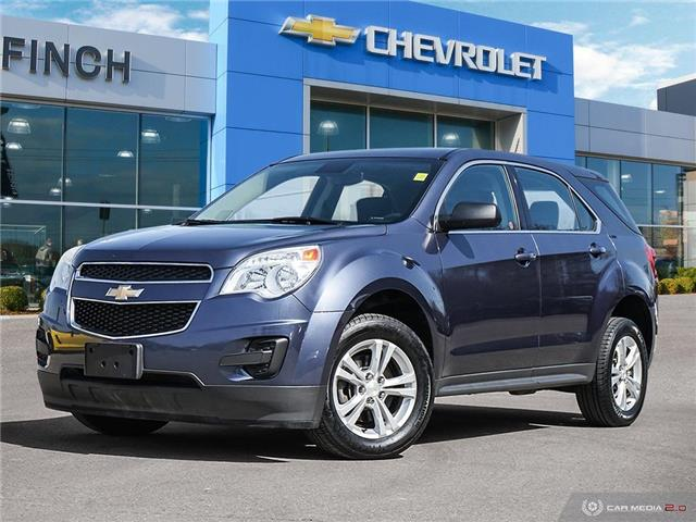 2013 Chevrolet Equinox LS (Stk: 116260) in London - Image 1 of 28