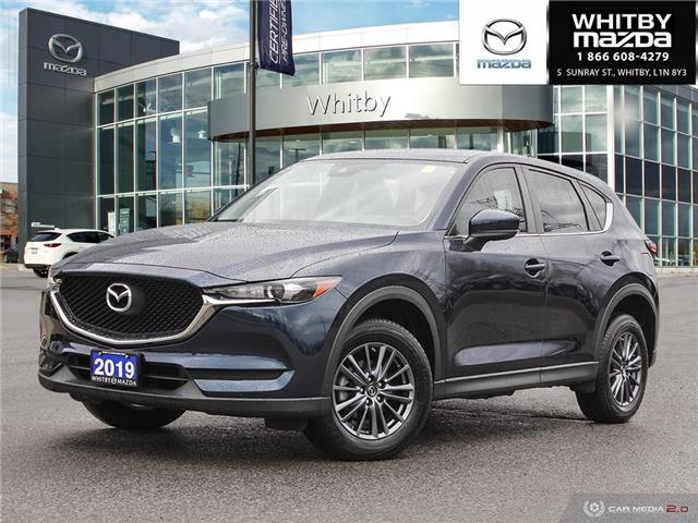 2019 Mazda CX-5 GX (Stk: 210400A) in Whitby - Image 1 of 27