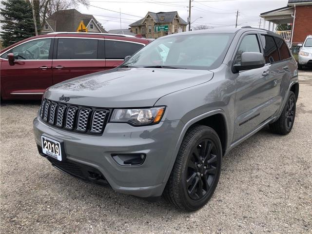 2019 Jeep Grand Cherokee Laredo (Stk: 36269) in Belmont - Image 1 of 17