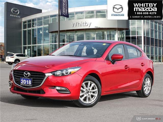 2018 Mazda Mazda3 Sport GS (Stk: P17760) in Whitby - Image 1 of 27