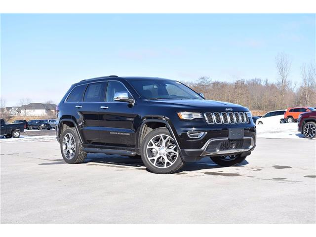 2021 Jeep Grand Cherokee Limited (Stk: 21207) in London - Image 1 of 23