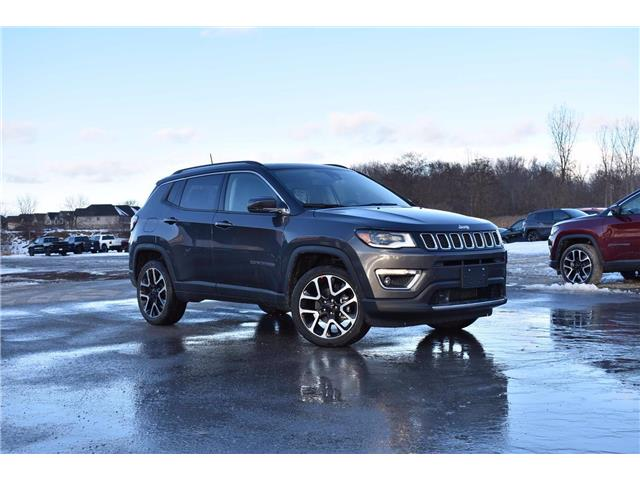 2021 Jeep Compass Limited (Stk: 21181) in London - Image 1 of 20