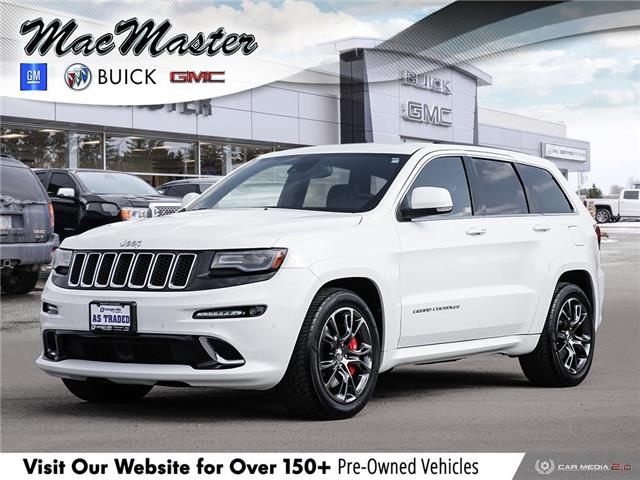 2014 Jeep Grand Cherokee SRT (Stk: U310729-OC) in Orangeville - Image 1 of 29