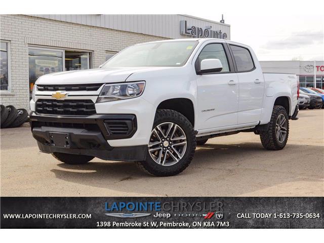 2021 Chevrolet Colorado WT (Stk: P3654) in Pembroke - Image 1 of 29