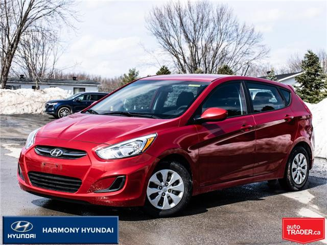 2016 Hyundai Accent SE (Stk: 21148a) in Rockland - Image 1 of 24
