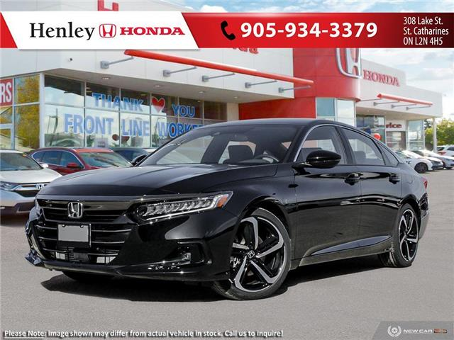 2021 Honda Accord SE 1.5T (Stk: H19509) in St. Catharines - Image 1 of 23