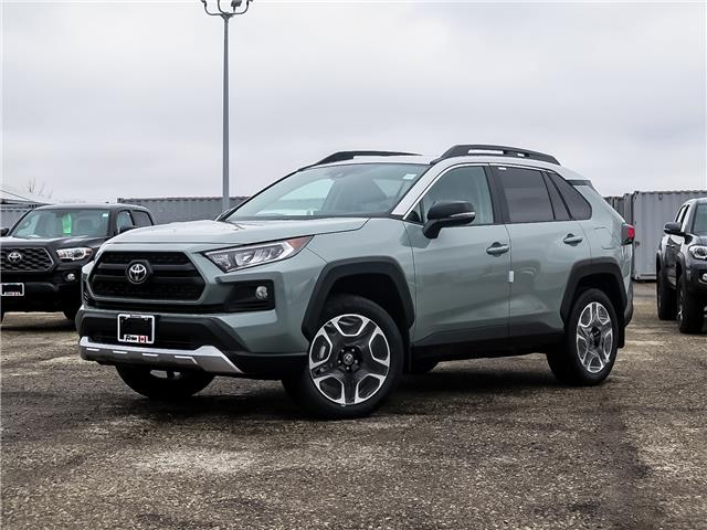 2021 Toyota RAV4 Trail (Stk: 15282) in Waterloo - Image 1 of 21