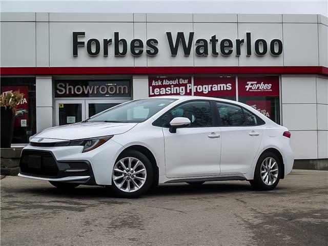 Used 2020 Toyota Corolla  ONE OWNER TRADE **SE** WITH WINTER TIRES  - Waterloo - Forbes Waterloo Toyota