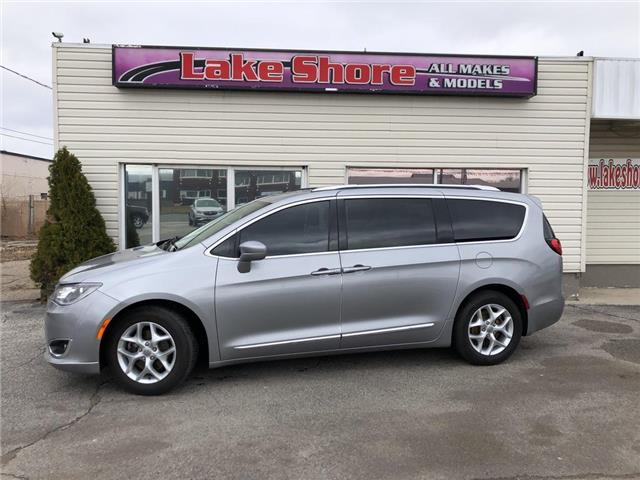 2018 Chrysler Pacifica Touring-L Plus (Stk: K9582) in Tilbury - Image 1 of 22