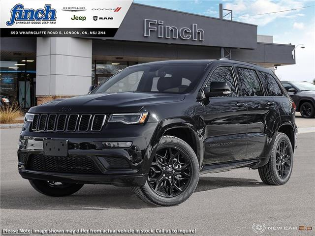2021 Jeep Grand Cherokee Limited (Stk: 101267) in London - Image 1 of 24