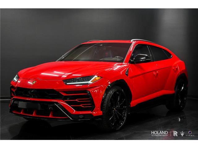 2019 Lamborghini Urus  (Stk: P0830) in Montreal - Image 1 of 30