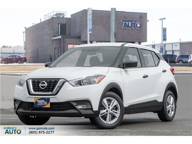 2019 Nissan Kicks S (Stk: 485221) in Milton - Image 1 of 20