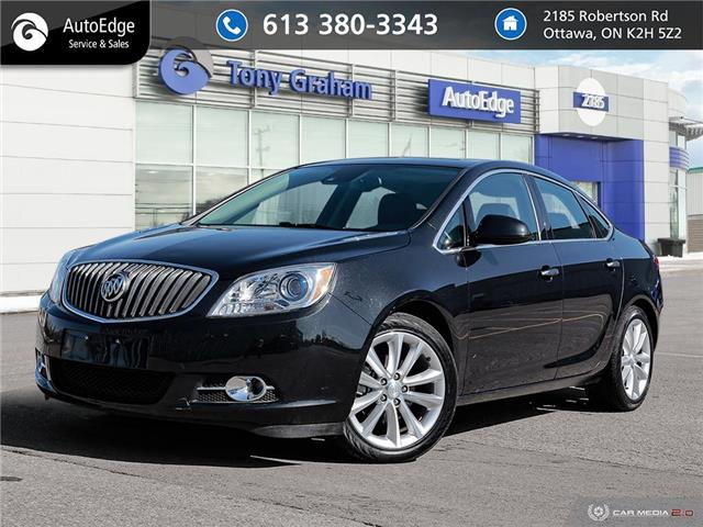 2015 Buick Verano Leather (Stk: A0588) in Ottawa - Image 1 of 27