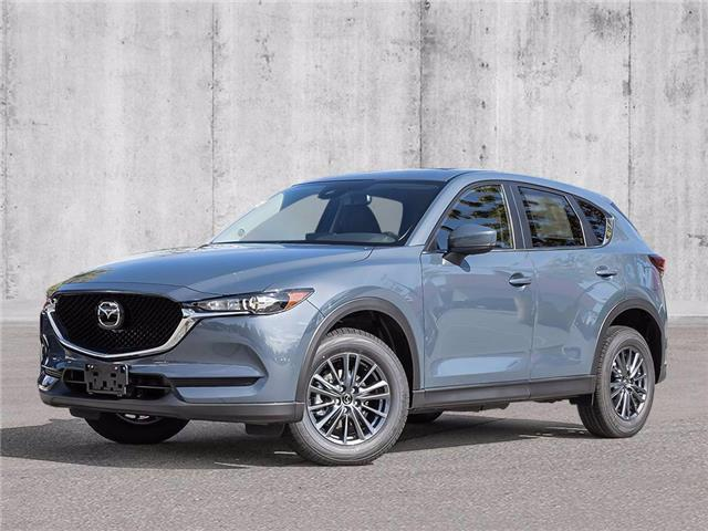 2021 Mazda CX-5 GS (Stk: D109208) in Dartmouth - Image 1 of 22