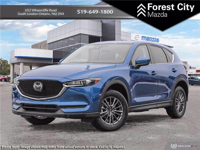 2021 Mazda CX-5 GS (Stk: 21C58477) in London - Image 1 of 23