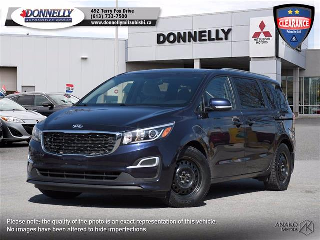 2019 Kia Sedona LX (Stk: MT178A) in Ottawa - Image 1 of 28