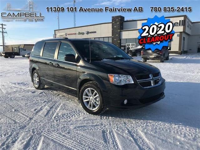 2020 Dodge Grand Caravan Premium Plus (Stk: 10663) in Fairview - Image 1 of 21