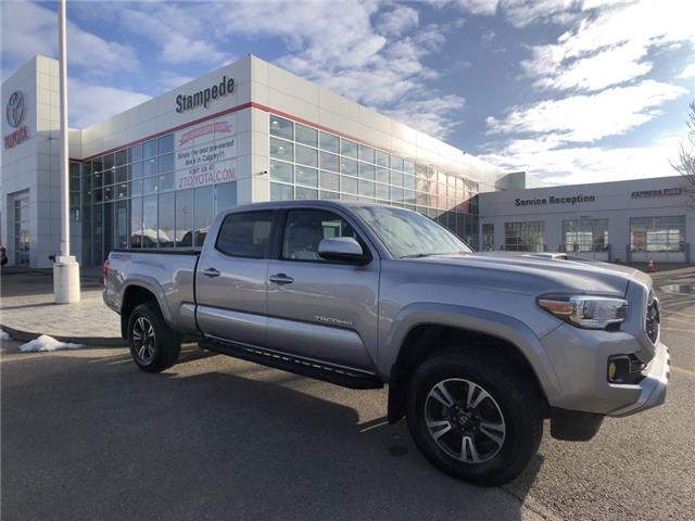 2018 Toyota Tacoma SR5 (Stk: 210301AA) in Calgary - Image 1 of 22