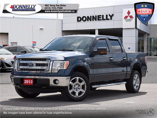 2013 Ford F-150 XLT (Stk: MT153A) in Kanata - Image 1 of 24