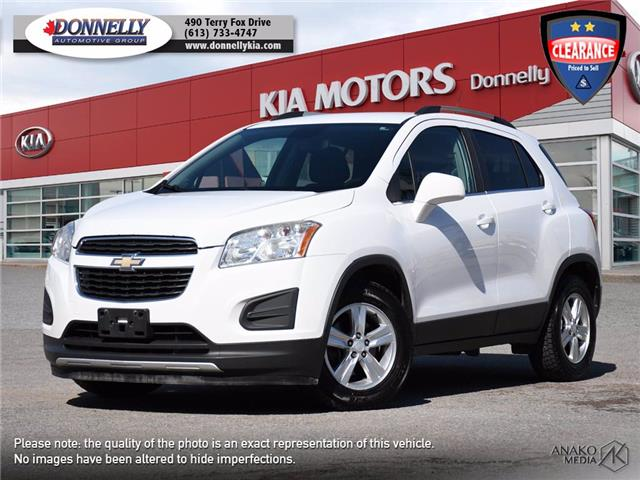 2014 Chevrolet Trax 1LT (Stk: KV201A) in Kanata - Image 1 of 25