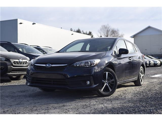 2021 Subaru Impreza Sport-tech (Stk: SM364) in Ottawa - Image 1 of 25