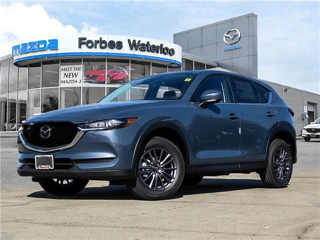 2021 Mazda CX-5 GS (Stk: M7265) in Waterloo - Image 1 of 16