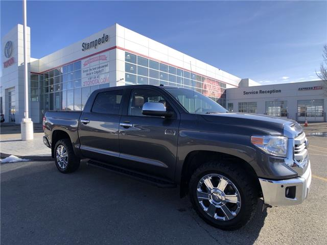 2014 Toyota Tundra Platinum 5.7L V8 (Stk: 9367A) in Calgary - Image 1 of 27