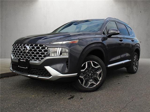 2021 Hyundai Santa Fe HEV Luxury (Stk: HB7-3818) in Chilliwack - Image 1 of 10