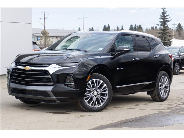 2021 Chevrolet Blazer Premier (Stk: 21-087) in Edson - Image 1 of 15