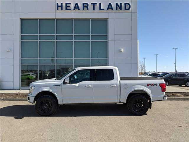 2019 Ford F-150 Lariat (Stk: B10922) in Fort Saskatchewan - Image 1 of 48