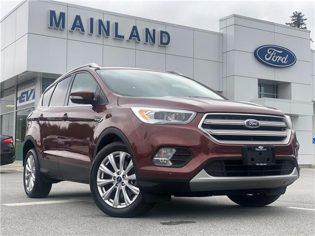 2018 Ford Escape Titanium (Stk: 21ES3630A) in Vancouver - Image 1 of 30