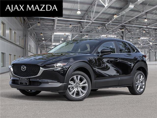 2021 Mazda CX-30 GS (Stk: 21-1417) in Ajax - Image 1 of 23