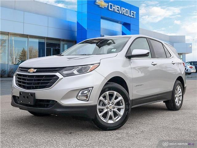 2021 Chevrolet Equinox LT (Stk: G21154) in Winnipeg - Image 1 of 27