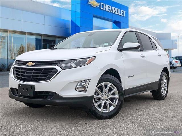 2021 Chevrolet Equinox LT (Stk: G21177) in Winnipeg - Image 1 of 27