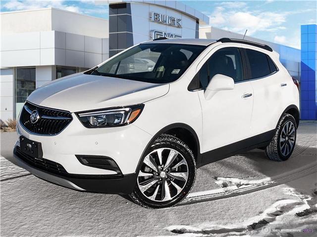 2021 Buick Encore Preferred (Stk: G21225) in Winnipeg - Image 1 of 25